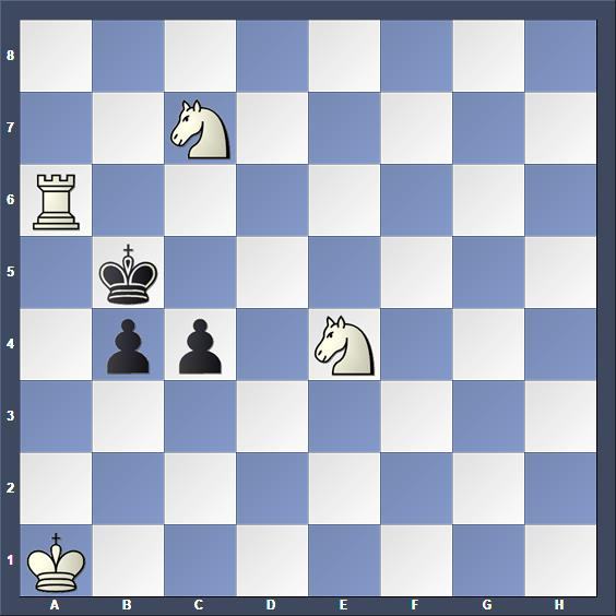 Schach Hilfsmatt Labai