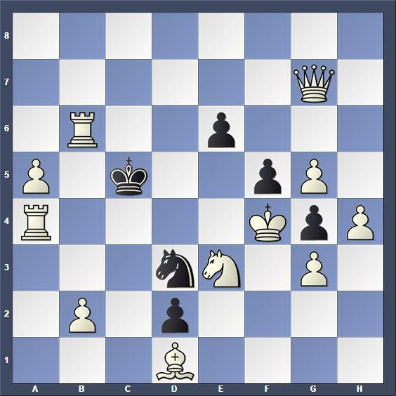 Schach Selbstmatt Cuppini