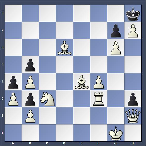 Schach Schachproblem Zajic