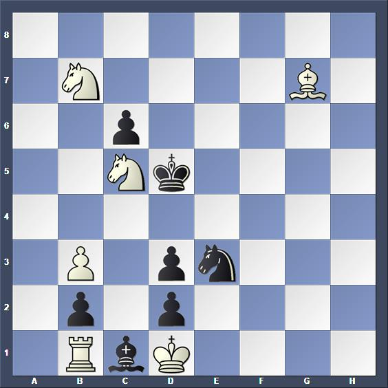 Schach Selbstmatt Czák