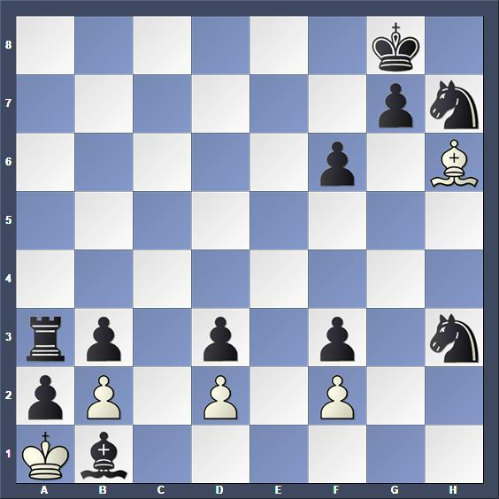 Schach Schachproblem Heimo