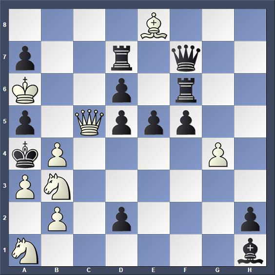 Schach Schachproblem Felin