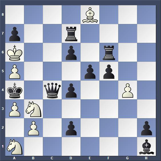 Schach Selbstmatt Felin