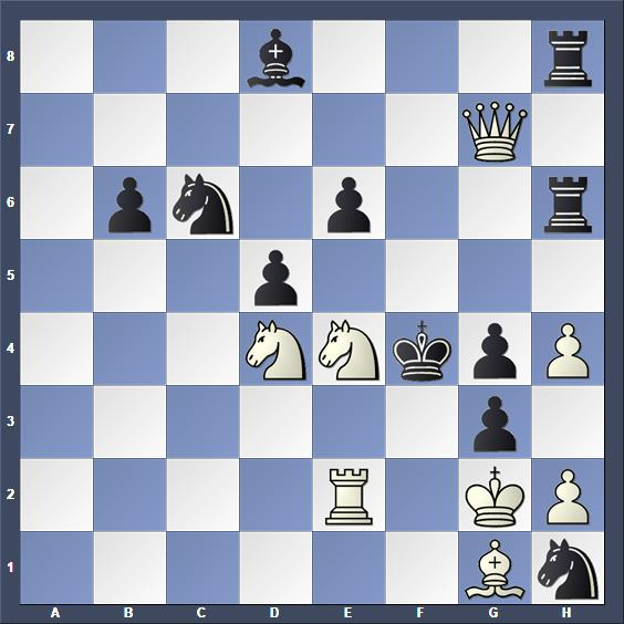 Schach Schachproblem Ahues