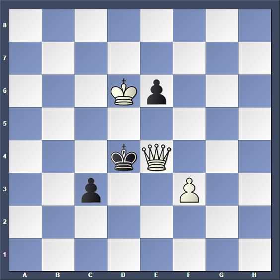 Schach Schachproblem Koschakin