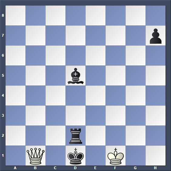 Schach Studie Kostadinov