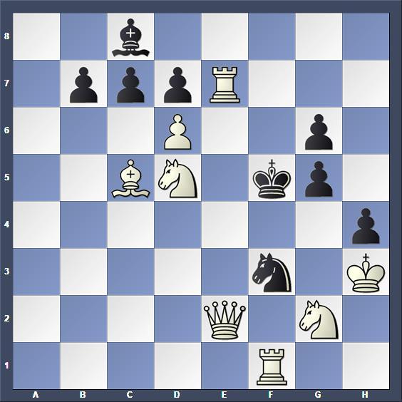 Schach Schachproblem Ernst
