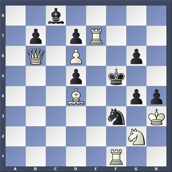 Schach Selbstmatt Ernst