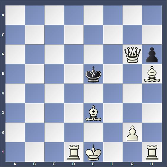 Schach Schachproblem Jenkner