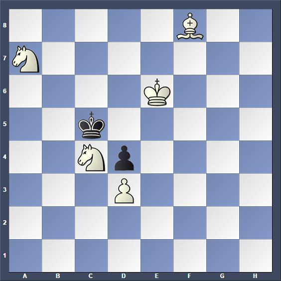 Schach Schachproblem Shanahan