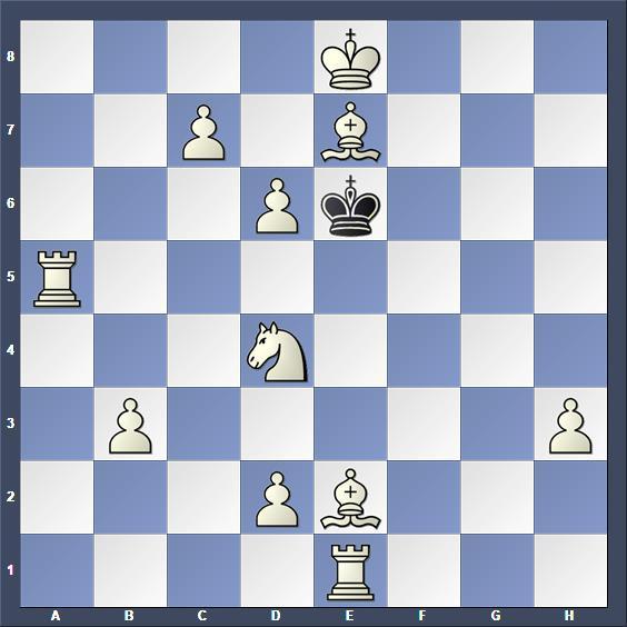 Schach Schachproblem Beuster