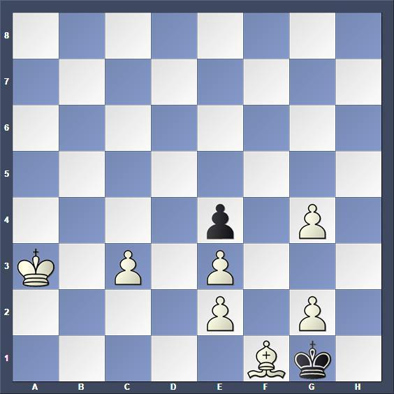Schach Schachproblem Dowd