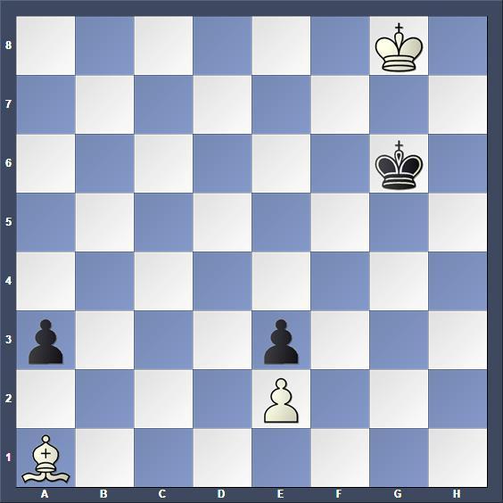 Schach Schachproblem Steudel