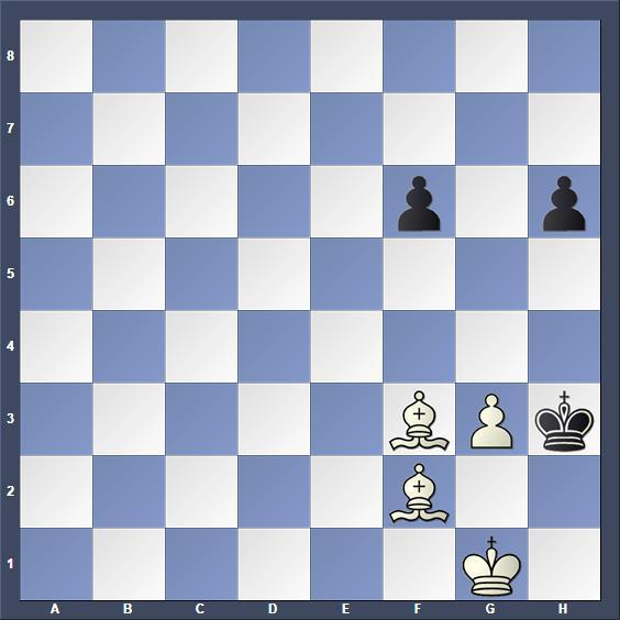 Schach Schachproblem Grigorjan