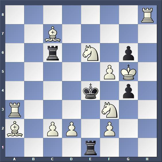 Schach Schachproblem Guida