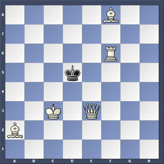 Schach Schachproblem Lincoln