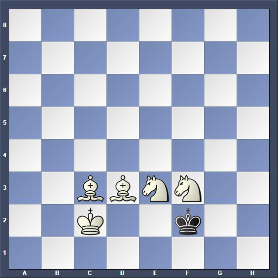 Schach Schachproblem Ebner