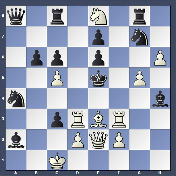 Schach Schachproblem Barth