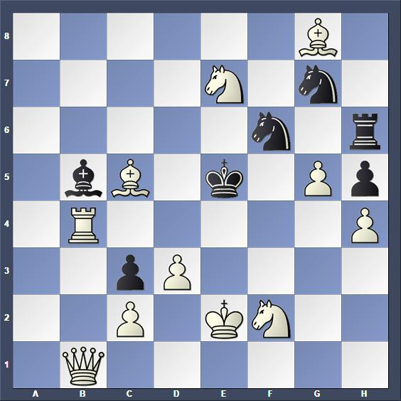Schach Schachproblem Gygax