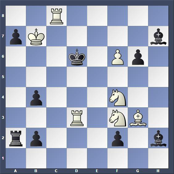 Schach Schachproblem Armeni