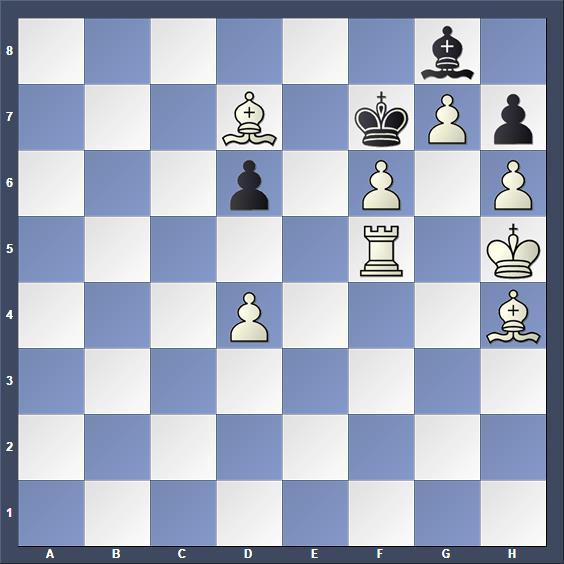 Schach Schachproblem McDowell