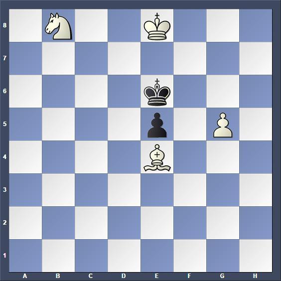 Schach Schachproblem Grupen