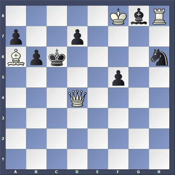 Schach Schachproblem Howard
