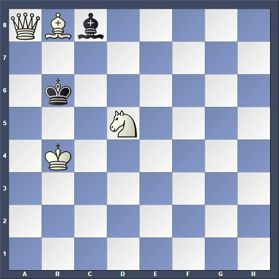 Schach Schachproblem Aliovsadzade