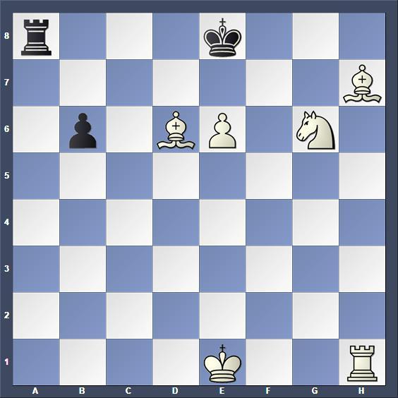 Schach Schachproblem Zaiser