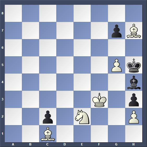 Schach Schachproblem Degenkolbe