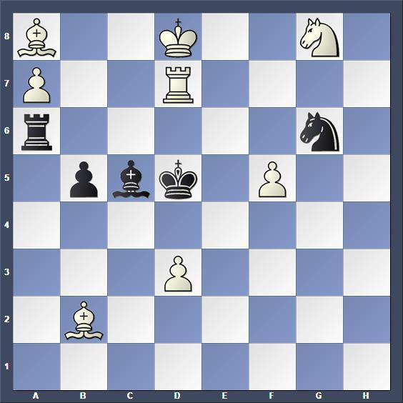 Schach Schachproblem Robert
