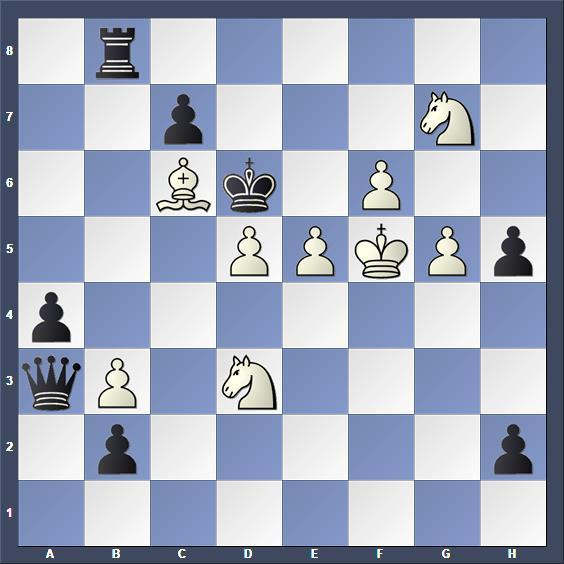 Schach Schachproblem Riva