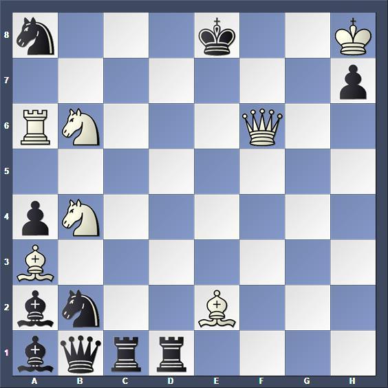 Schach Schachproblem Susa