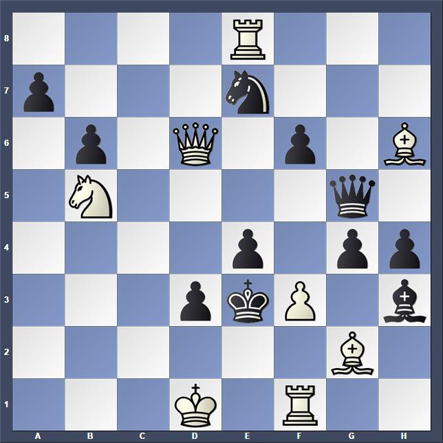 Schach Schachproblem Vasilenko