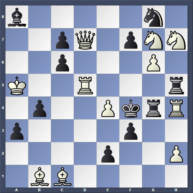 Schach Schachproblem Labai